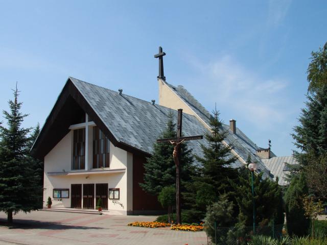 Parafia pw. św. Józefa Rzemieślnika
